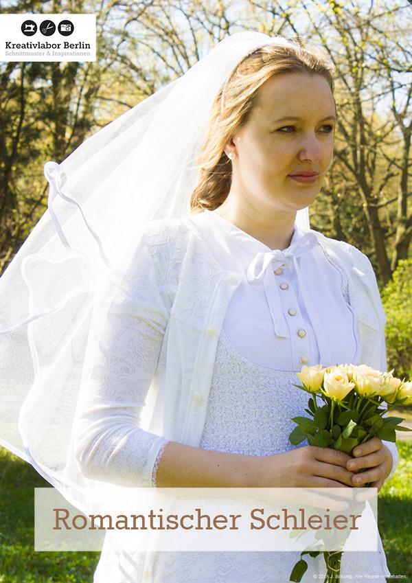 Brautschleier nähen
