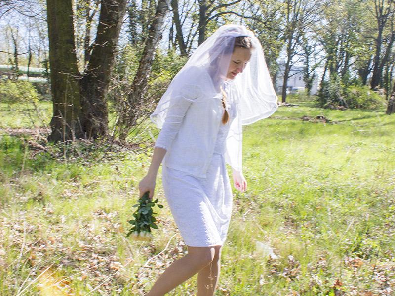 """Nähen für die Hochzeit: Sew-Along Brautkleid """"Masha"""" Teil 2"""