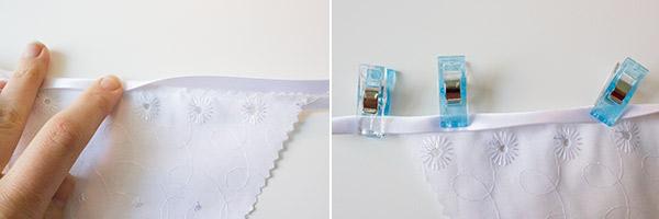 Wimpelketten zur Hochzeit