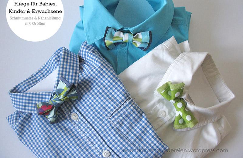 Fliege für Erwachsene, Kinder & Babies - Kreativlabor Berlin