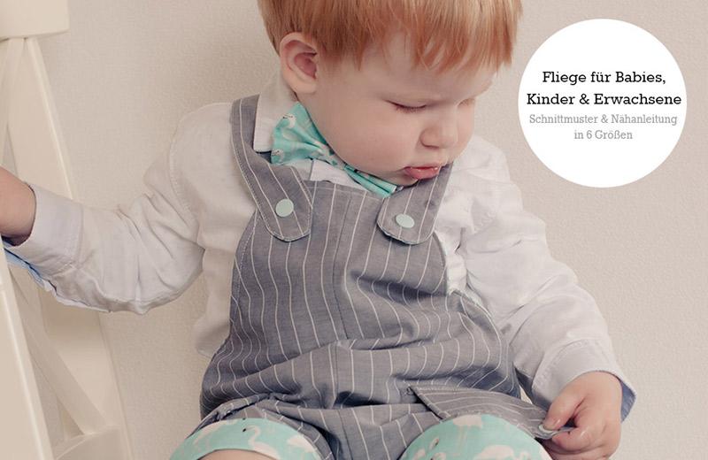 Fliege für Erwachsene, Kinder & Babies – Kreativlabor Berlin