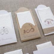Hochzeits-DIY: Freudentränen-Verpackungen selber basteln