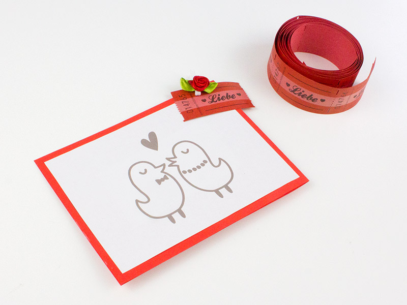 Hochzeits-Einladungen zum Ausdrucken