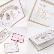 Neue Printables: Hochzeits-Einladungen zum Ausdrucken