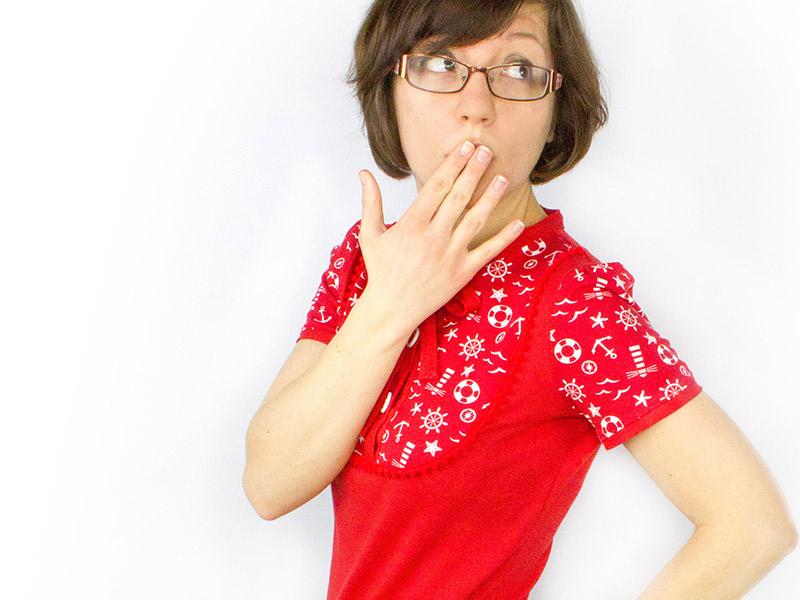 """Sew-Along Teil 2: Näh dir dein Sommer-Shirt """"Masha""""!"""