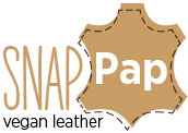 SnapPap - veganes Leder