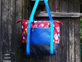 Handtasche Svea von AugensternHD & Zauberkrone