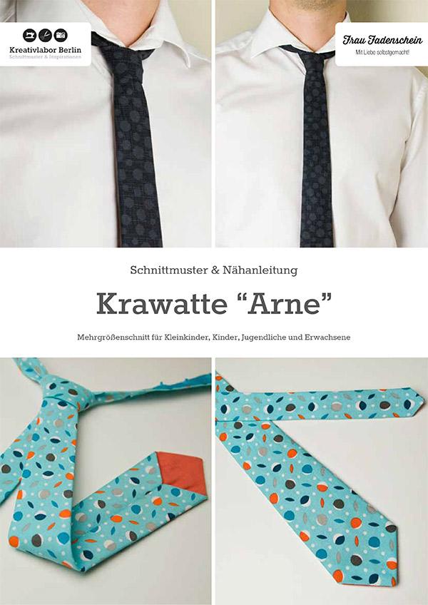 Probenähen Krawatte Arne