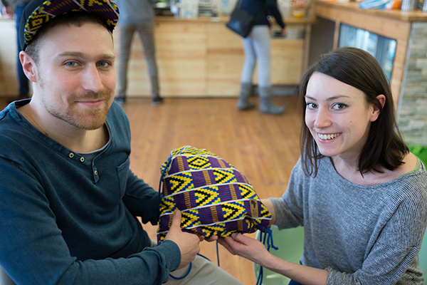 True Fabrics: Afrikanische Stoffe