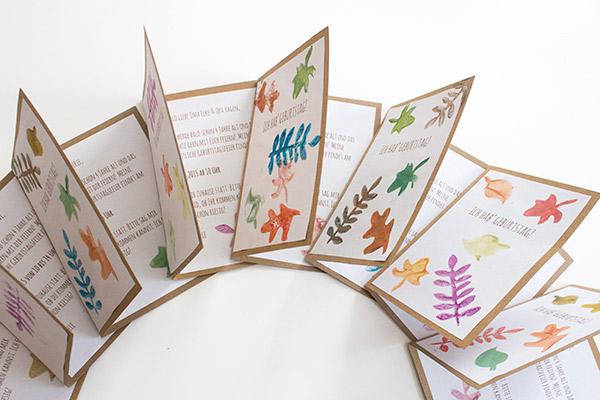 einladung kindergeburtstag natur – askceleste, Einladungsentwurf