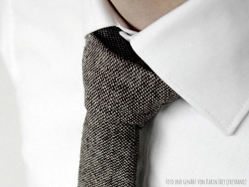"""Probenäher gesucht: Krawatte """"Arne"""" (für Kinder & Erwachsene)"""
