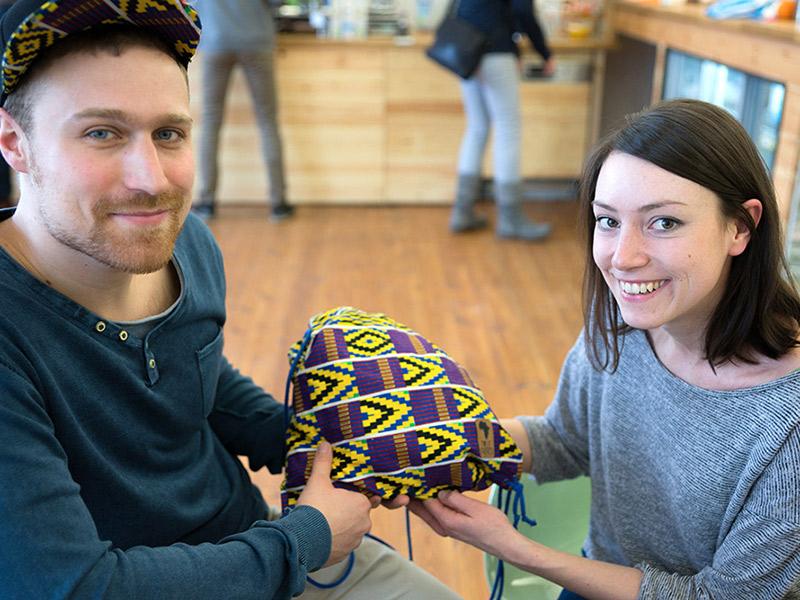 """Im Interview: Colin & Magdalena von """"True Fabrics"""" (& Gewinnspiel)"""