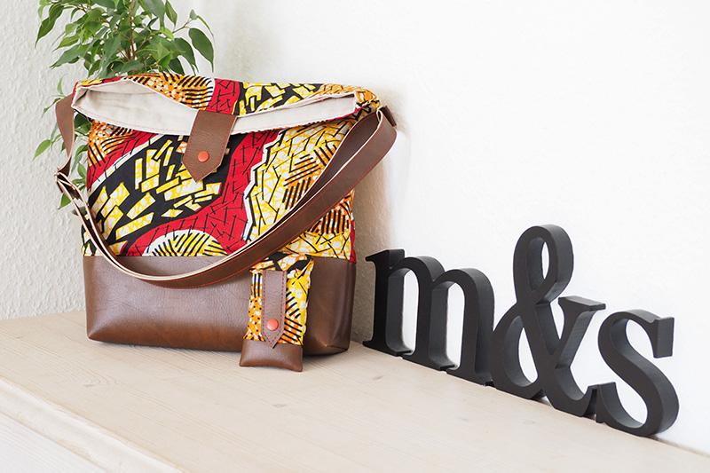 Afrikanische Muster und Nachhaltigkeit