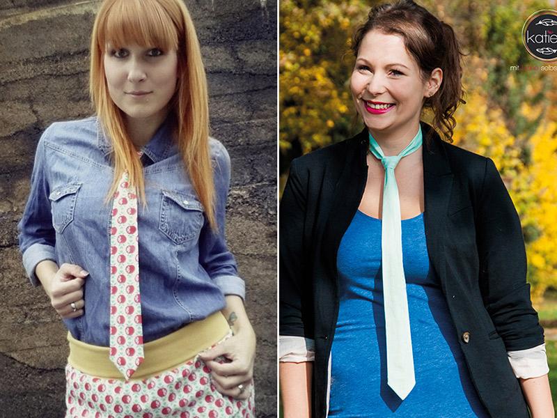 Damen-accessoires Ehrlich Krawatte Für Fauen Damenkrawatten