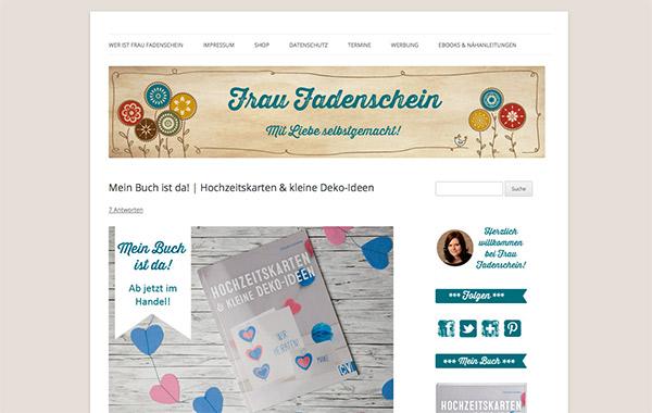 Interview Frau Fadenschein