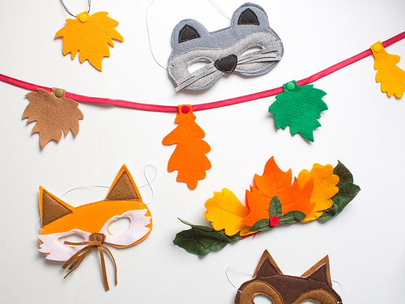Unser Herbst-Geburtstag: Anleitungen und Ideen
