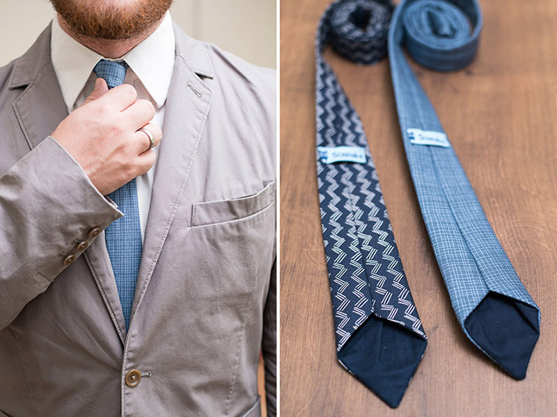 Unser neues Schnittmuster ist da: Krawatte \