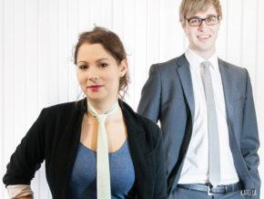 Krawatte von Katiela