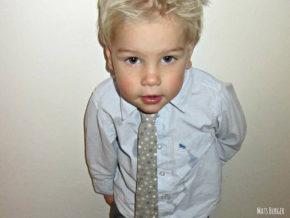 Krawatte von Mats