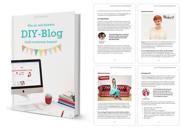 Ebook für DIY-Blogger