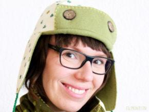 Mütze Mischa von Filzprinzessin