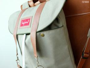 Rucksack Pakke von freyhand