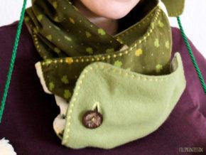 Schal Annika von Filzprinzessin