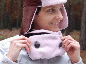 Schal Annika von mapeleem