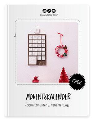 Befüllbarer Adventskalender