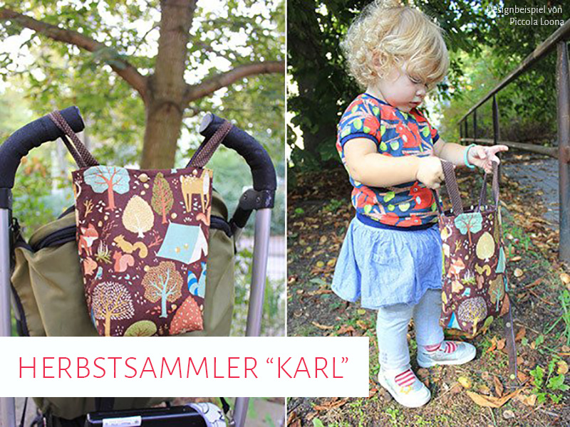 "Herbstsammler ""Karl"""