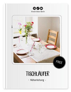 Tischläufer selbst nähen