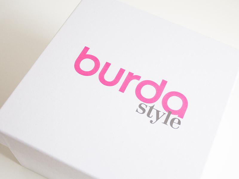 Meine neue Clutch: Die neuen DIY-Boxen von Burda Style