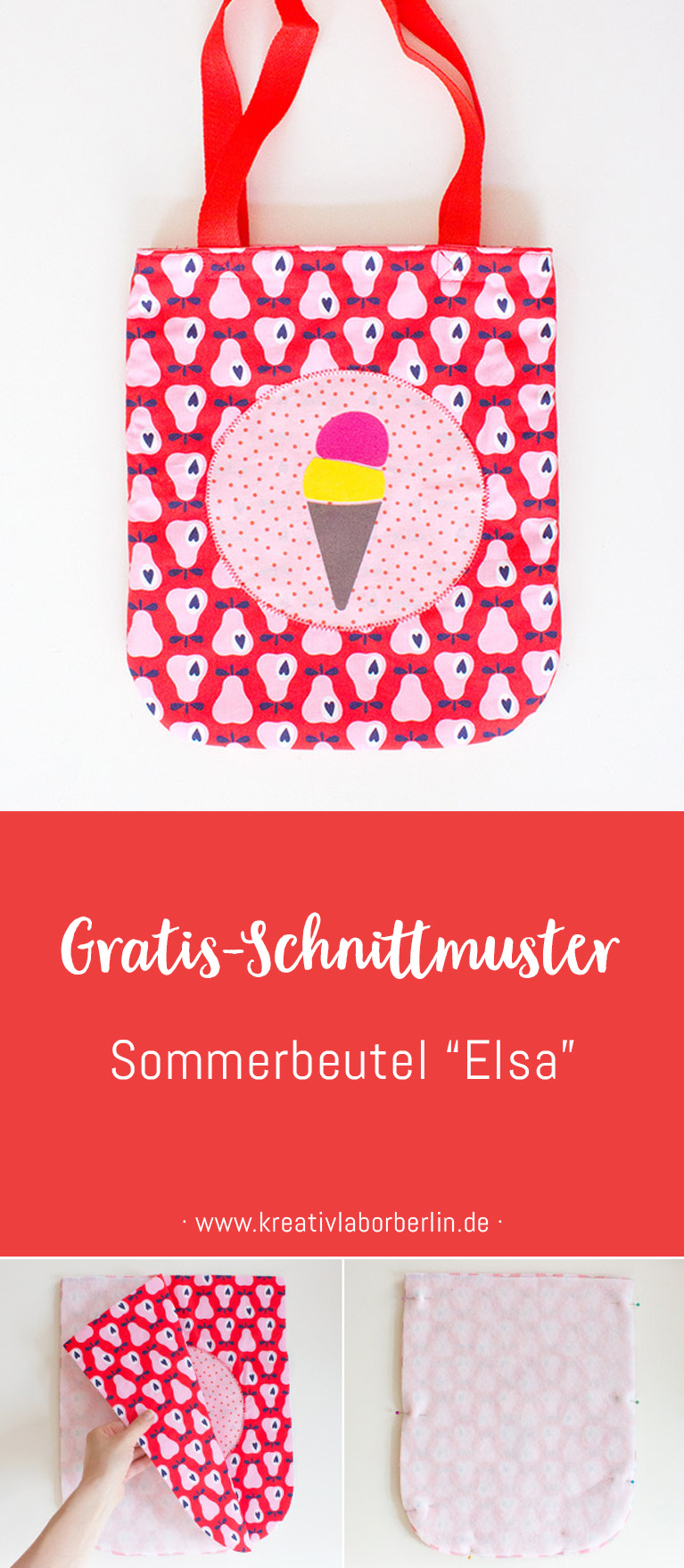 """Sommerbeutel """"Elsa"""""""