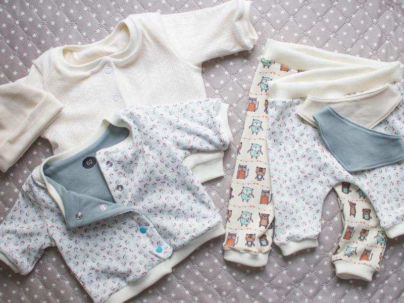 Babykleidung nähen mit burda style