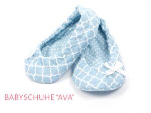 "Babyschuhe ""Ava"""
