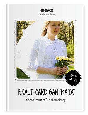 "Brautjacke ""Maja"""