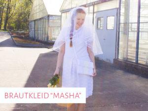 """Brautkleid """"Masha"""""""