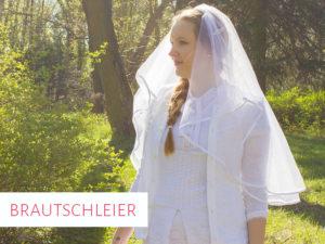 Einen romantischen Brautschleier nähen