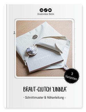 """Braut-Clutch """"Linnea"""""""
