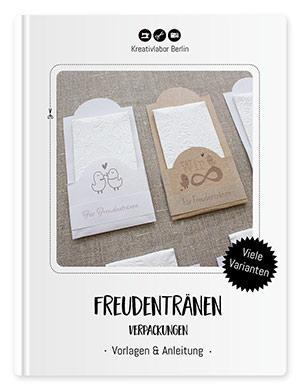 30 Freudentränen-Verpackungen zum Ausdrucken