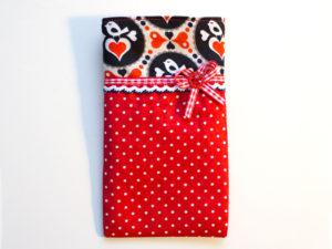 Süße Handytasche bzw. Smartphonetasche