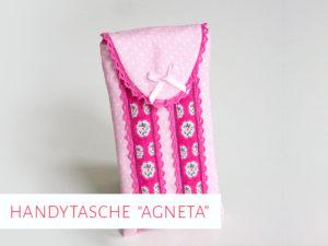 """Handytasche / Smartphonetasche """"Agneta"""" für alle Handygrößen"""