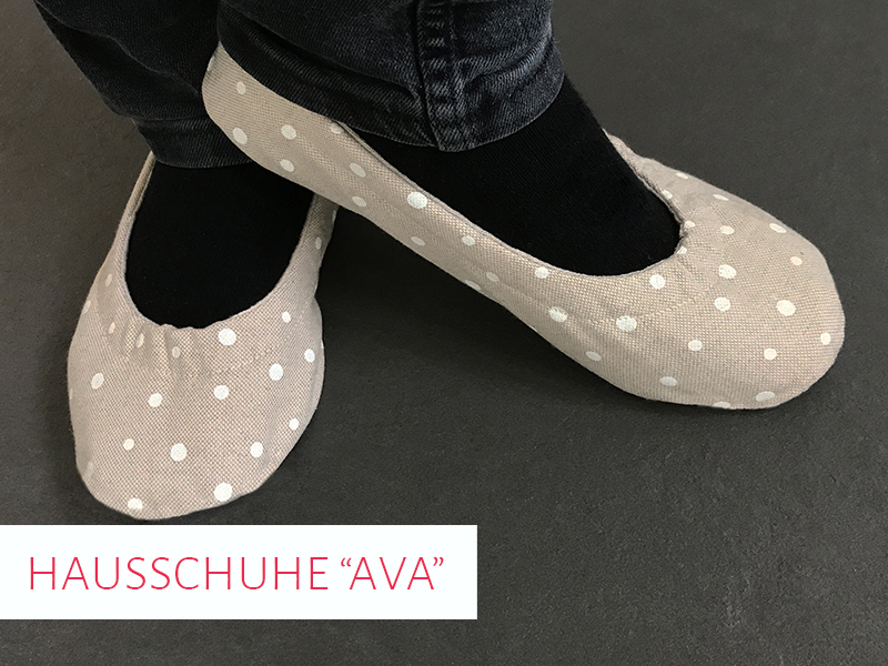 """Hausschuhe """"Ava"""" Gr. 32 bis 45"""