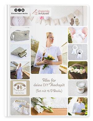 Alles für deine DIY Hochzeit