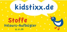 Kidstixx Stoffe Aufbügler & mehr