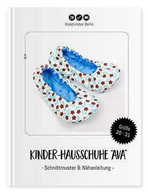 """Kinder-Hausschuhe """"Ava"""""""