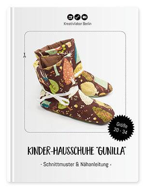"""Kinder-Hausschuhe """"Gunilla"""""""