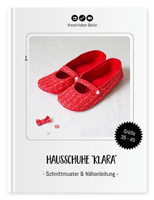 "Ballerina-Hausschuhe ""Klara"""