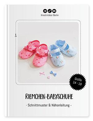 Süße Babyschuhe mit Riemchen