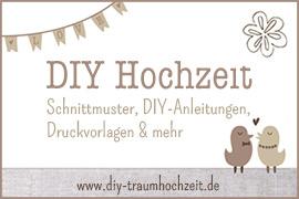 DIY Traumhochzeit